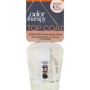 Sally Hansen Color Therapy Top Coat 001