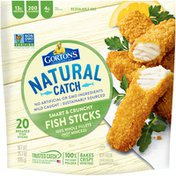 Gorton's Natural Catch Smart & Crunchy Fish Sticks