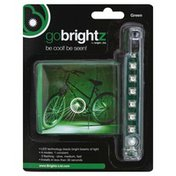 Brightz Bike Light, Green