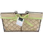 Smart Living Rectangular Basket