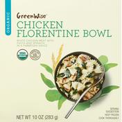 GreenWise Chicken Florentine Bowl, Organic