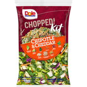 Dole Chopped Kit, Chipotle & Cheddar