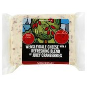 Westminster Somerdale Cheese Wensleydale Cranberry