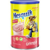 Nestle Nesquik Strawberry Powder
