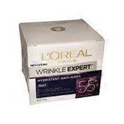 L'Oreal Wrinkle Expert 55+ Night Cream