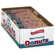 Little Debbie Donuts, Crunch, Mini