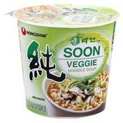 Nongshim Noodle Soup, Soon Veggie