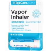 TopCare Nasal Decongestant - Levmetamfetamine Vapor Inhaler