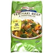 Birds Eye Teriyaki Beef & Vegetables