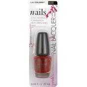 L.A. Colors Nail Lacquer, Festive BLQ383