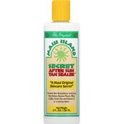 Maui Island Secret Tan Sealer, After Sun