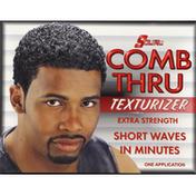 Scurl Texturizer, Comb Thru, Extra Strength