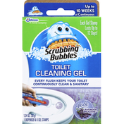 Scrubbing Bubbles Toilet Cleaning Gel, Glade Lavender Meadow