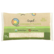 Full Circle Unsweetened Coconut Flakes