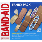 Band-Aid Bandages, Toy Story, Assorted Sizes, Family Pack