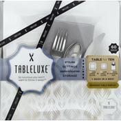 TABLELUXE Table for Ten, Designer Display