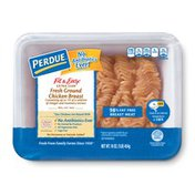 Perdue FIT AND EASY Ground Chicken Filet of Breast Meat