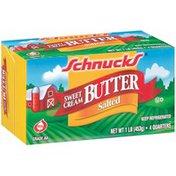 Schnucks Sweet Cream Salted Butter