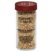 Morton & Bassett Spices Garlic, Chopped