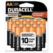 Duracell CopperTop Jumbo AA Alkaline Batteries