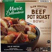 Marie Callender's Slow Roasted Beef Pot Roast Bowl
