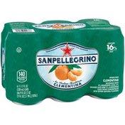 San Pellegrino Clementina Sparkling Clementine Juice Beverage