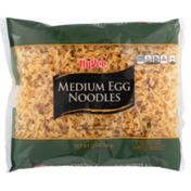 Hy-Vee Enriched Egg Noodle Product, Medium Egg Noodles