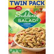 Betty Crocker Suddenly Salad, Caesar Pasta Salad Dry Meals, Twi