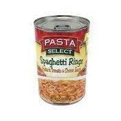 Pasta Select Rings Ezo