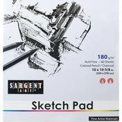 Sargent Art Sketch Pad, 60 Sheets
