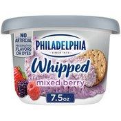 Philadelphia Mixed Berry Whipped Cream Cheese Spread