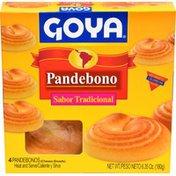 Goya Traditional Pandebono Cheese Breads