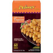 Delimex White Meat Chicken Taquitos