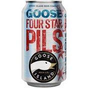 Goose Island Beer, Co. Four Star Pils Pilsner