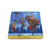 Party America Incredibles Lunch Napkin