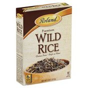 Roland Wild Rice, Premium, Gluten Free, Box