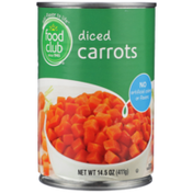 Food Club Diced Carrots