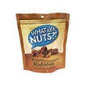 What Aya Nuts Maple Cinnamon