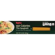 Hy-Vee Spaghetti, 150 Calories, Thin