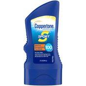 Coppertone Sport Sunscreen Lotion SPF 100 Travel Size