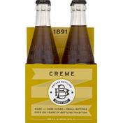 Boylan Bottling Soda, Creme