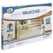 Four Paws Gate, Smart Walkover, Wood
