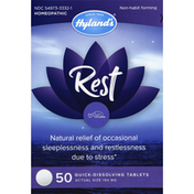 Hyland's Rest, 194 mg, Quick-Dissolving Tablets