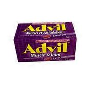 Advil PM 400mg Muscle & Joint Extra Strength Ibuprofen Tablets