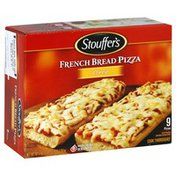 Stouffer's Pizza, French Bread, Cheese