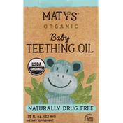 Maty's Teething Oil, Baby