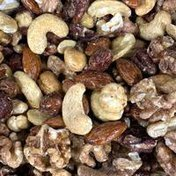 Organic Maple Roasted Mixed Nuts