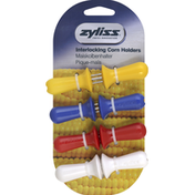 Zyliss Corn Holders, Interlocking