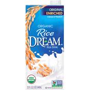 Rice DREAM Rice Drink, Organic, Original