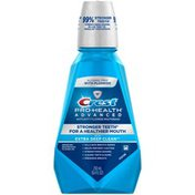 Crest Advanced with Extra Deep Clean Alcohol Free Mouthwash